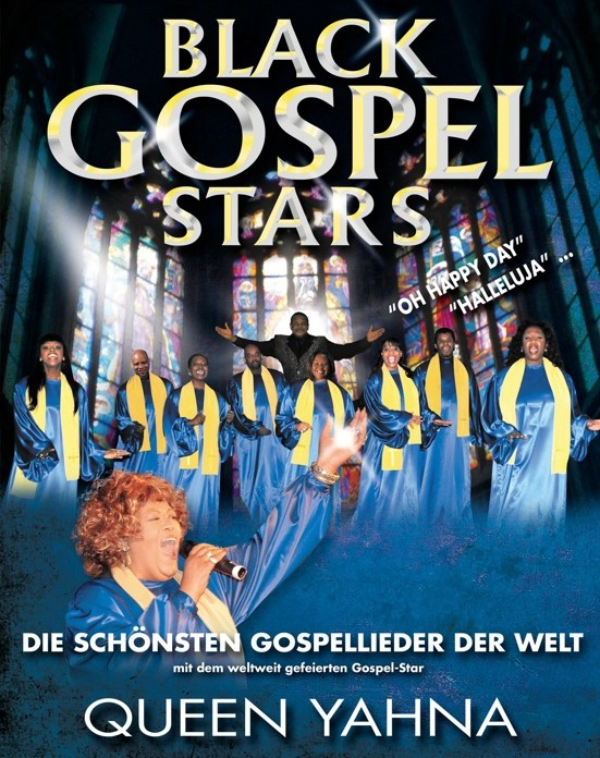 The Black Gospel Stars