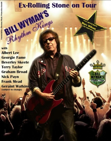 Bill Wyman´s Rhythm Kings 2012
