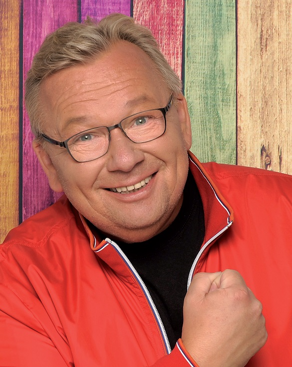 Bernd Stelter – Hurra, ab Montag ist wieder Wochenende