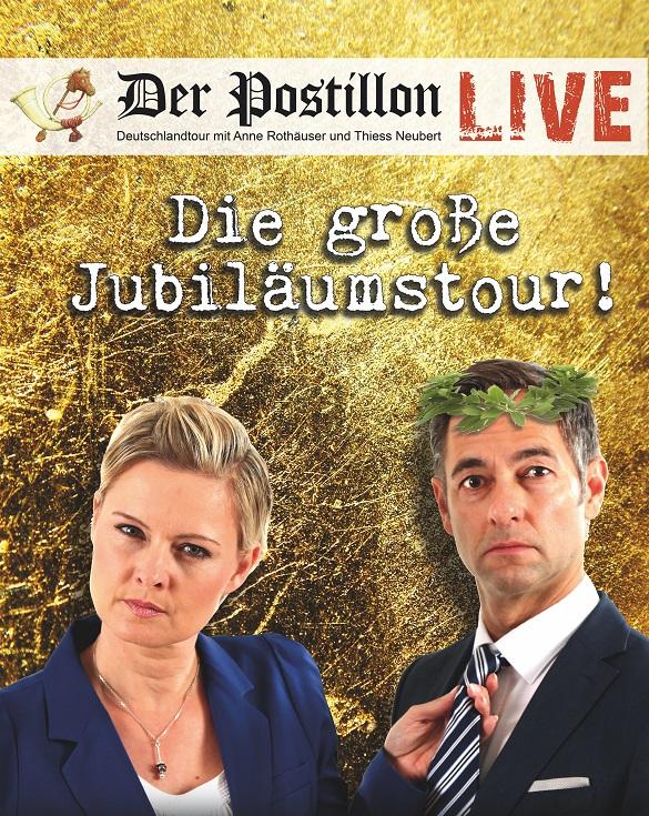 Der Postillon – LIVE: Die große Jubiläumstour!
