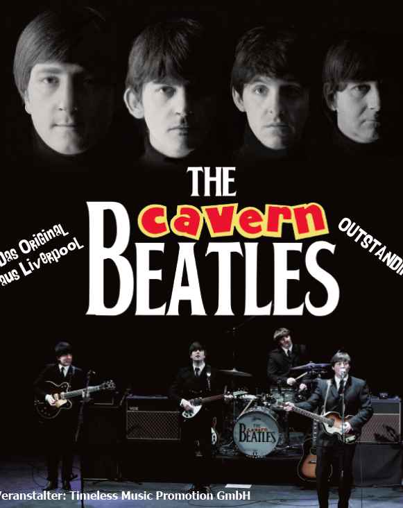 The Cavern Beatles 2012