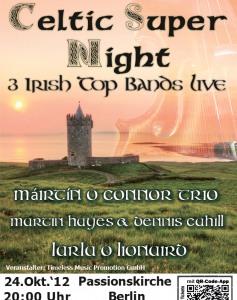 Celtic Super Night