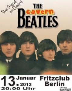 The Cavern Beatles 2013