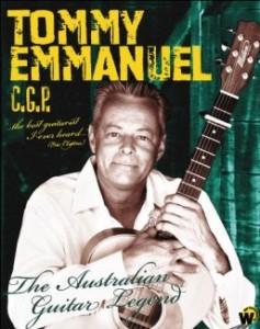 Tommy Emanuel 2012