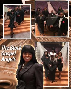 BLACK GOSPEL ANGELS 2016