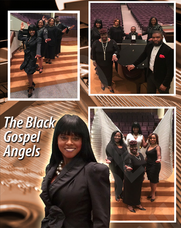 BLACK GOSPEL ANGELS 2016