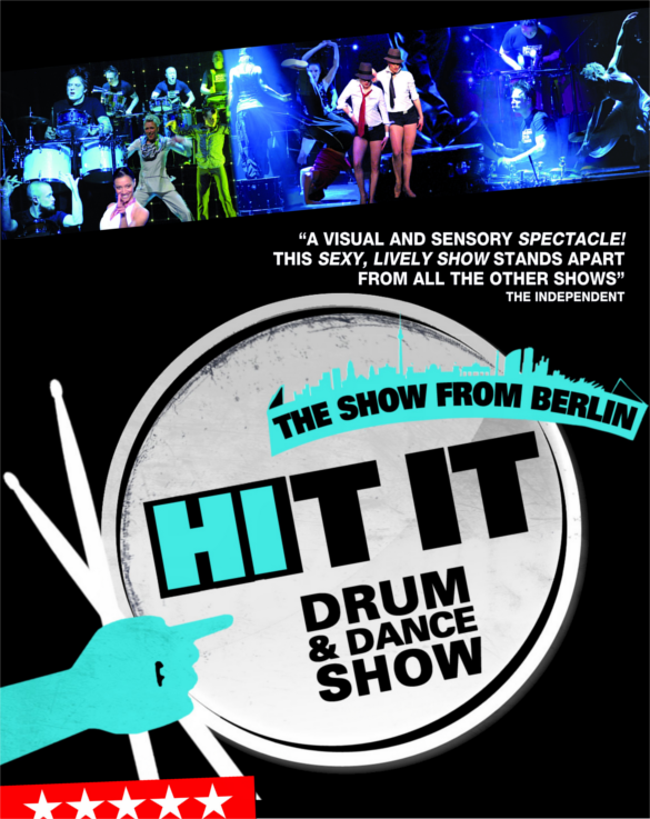 HIT IT Drum & Dance Show