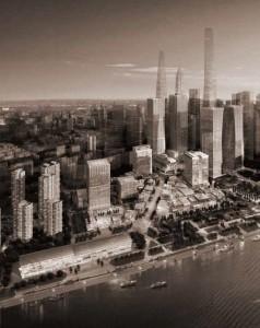 Shanghai Harbour City Project