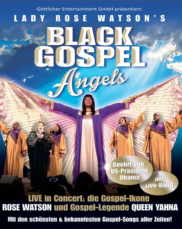 Black Gospel Angels 2021/2022