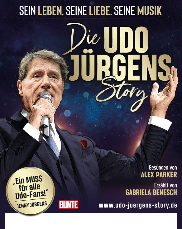 Udo Jürgens Story 2021 / 2022